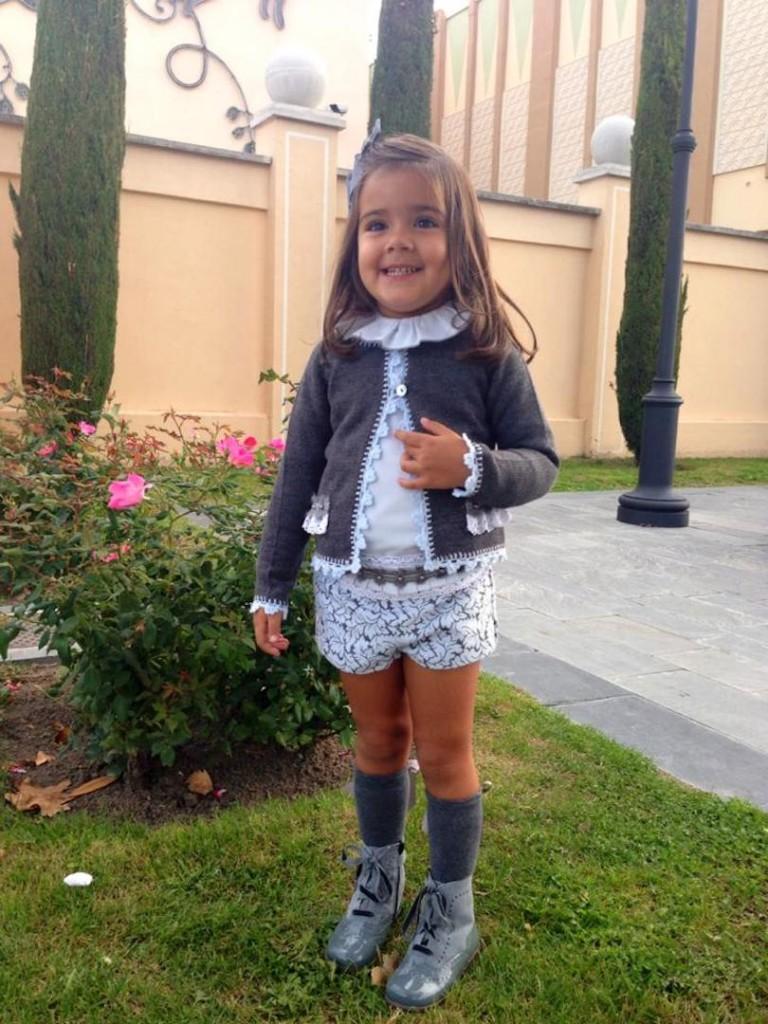 Mini-Missbaby con Pascualas Clarys