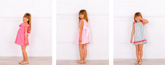 outfits ropa niña ceremonia verano 2018