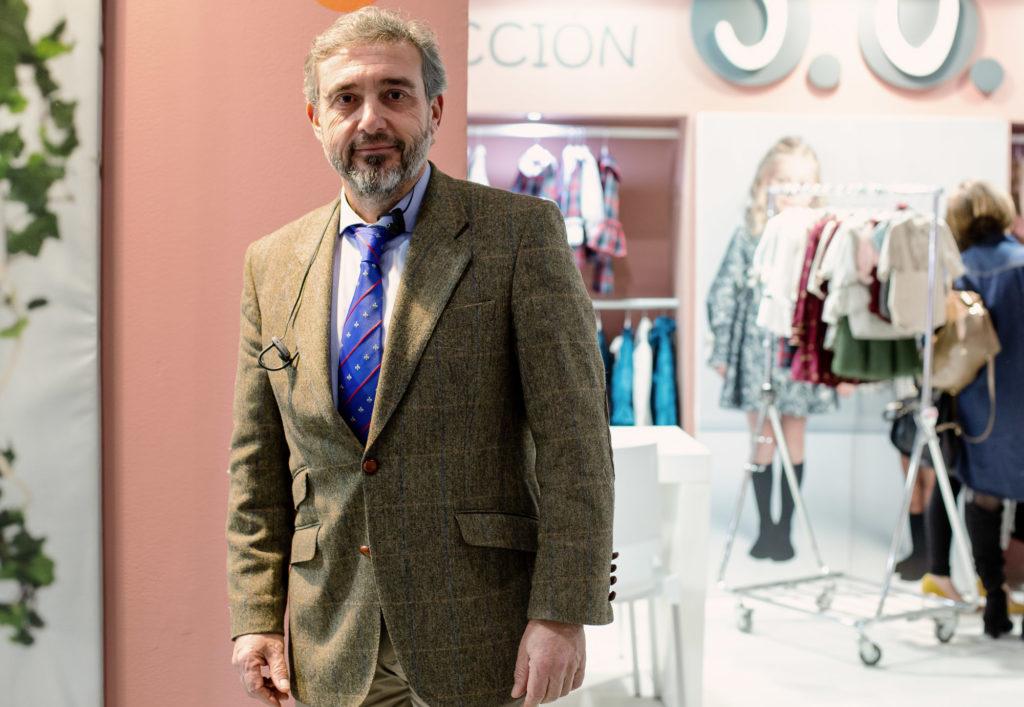 Pedro Varón, gerente de José Varón