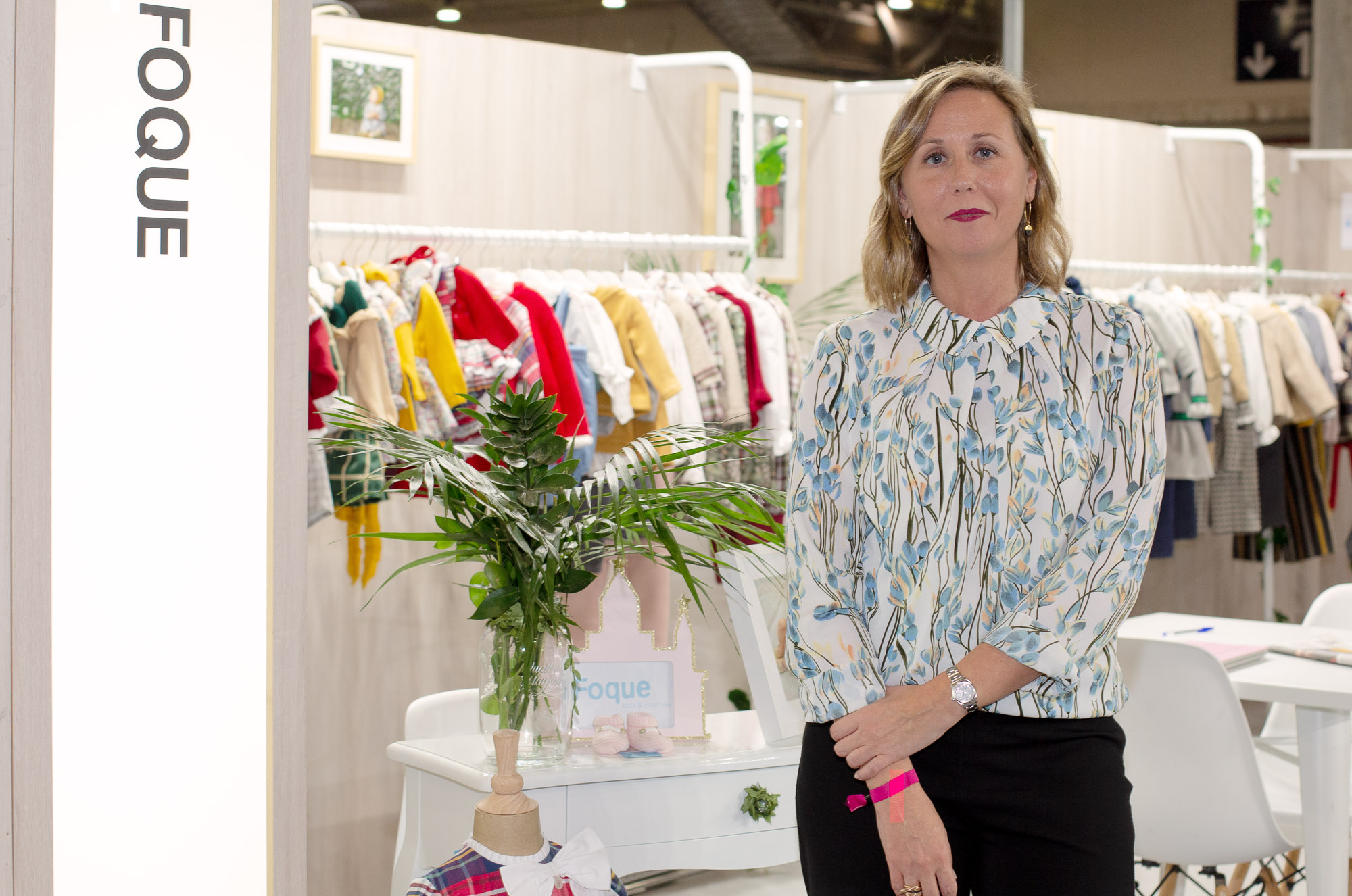 María Pilar López Blanco, gerente Creaciones Foque