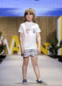 Conjunto Niño Camiseta Algodón & Short Estampado con Casas Marineras de José Varón