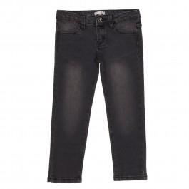 Pantalón Denim Slim Gris Oscuro