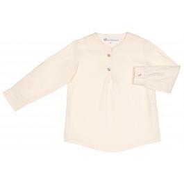 Camisa Niño Nacho Rayas Beige