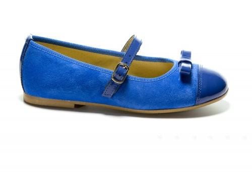Merceditas azulón Clarys online