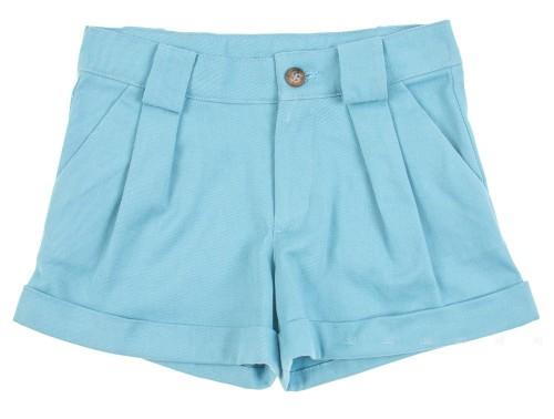 Short Sarga Azul