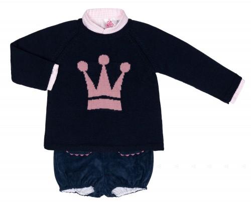 Conjunto Niño Jersey Camisa & Bombacho Colección Dixie
