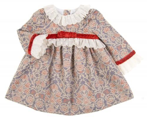 Vestido Corte Alto Colección Candeleri