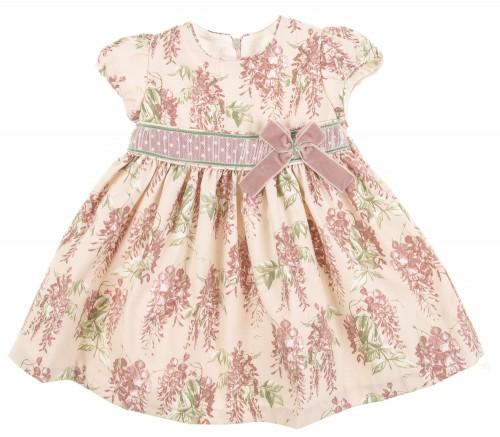 Vestido Floral Campanillos
