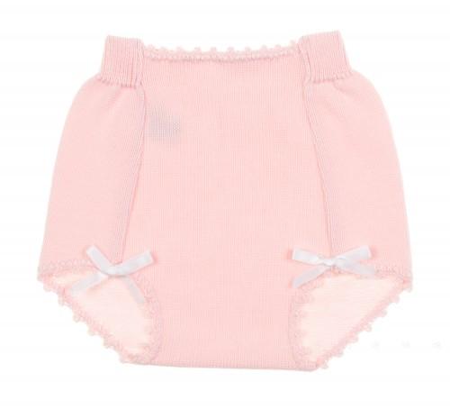 Braguita bebe verano rosa
