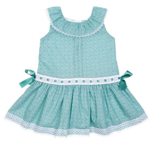 Vestido Verde Rochy Pv16