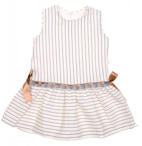 Vestido Rayas Rochy Verano 2016