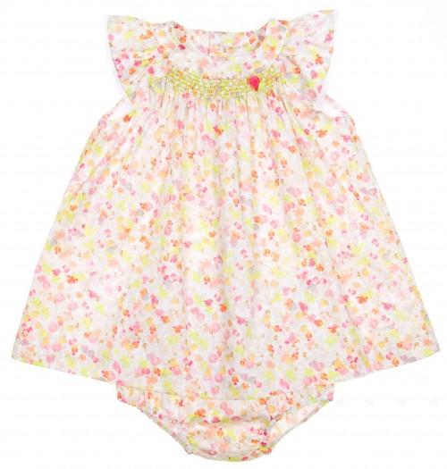 Conjunto Vestido & Braguita Floral Tutti Frutti