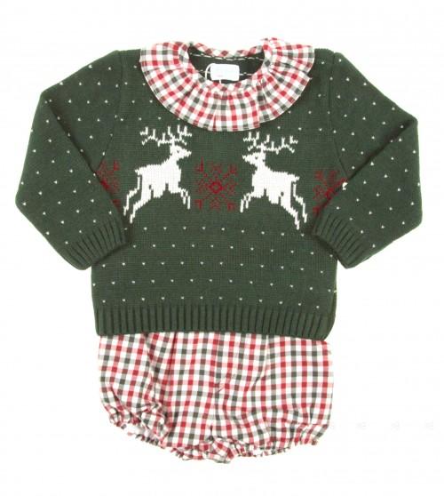 Conjunto jersey & short renos