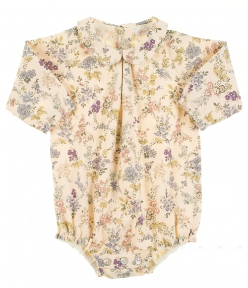 Body estampado floral