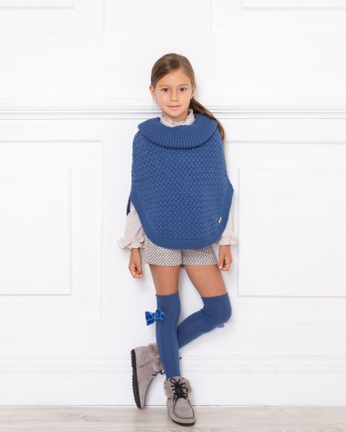 Outfit En Azul Francia