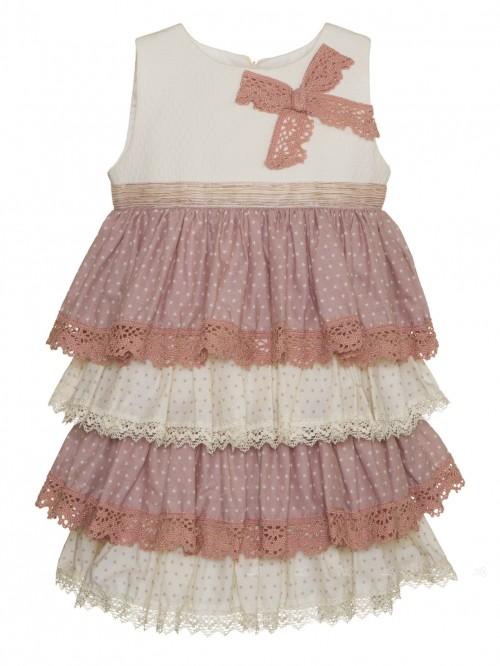 Vestido Cupcake Volantes Kauli compra online
