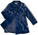 Impermeable Acolchado Azul