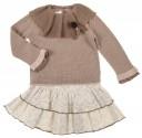 Conjunto jersey & falda