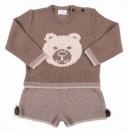 Conjunto jersey & short oso