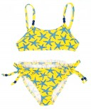 Bikini Estrella de Mar Amarillo & Azul