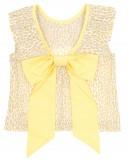 Conjunto Top & Short Amarillo