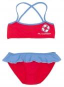 Bikini Rojo & Azulina