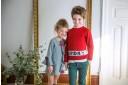 Rochy Jersey Niño Sunday Rojo