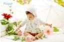 Jesusito bebe niña Romantic Foque Verano
