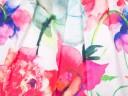 Vestido Evasé Estampado Floral