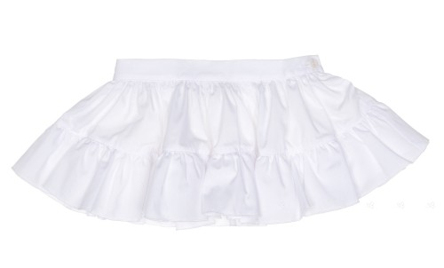Dolce Petit Girls White Petticoat