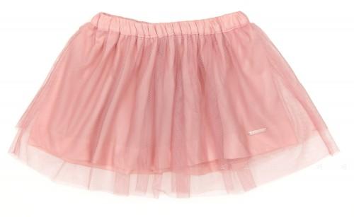 Girls Pale Pink Tulle Skirt
