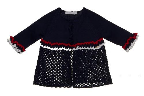 Chaqueta punto marino niña, Kauli verano 2015 compra online