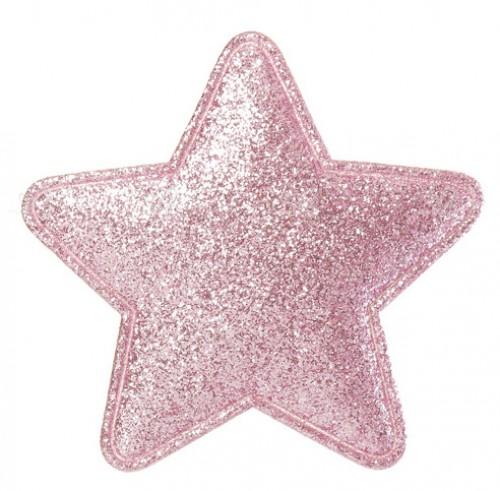 Glitter Star Hair Clip