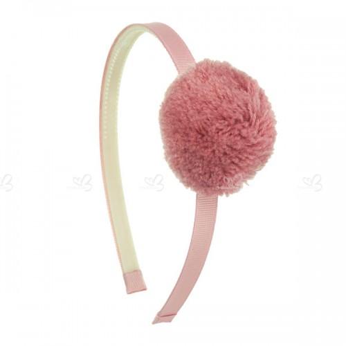 Pom-Pom Hairband