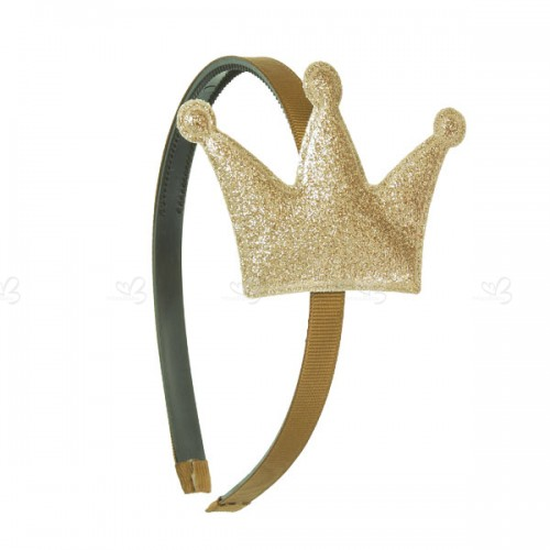 Glitter Crown Hairband