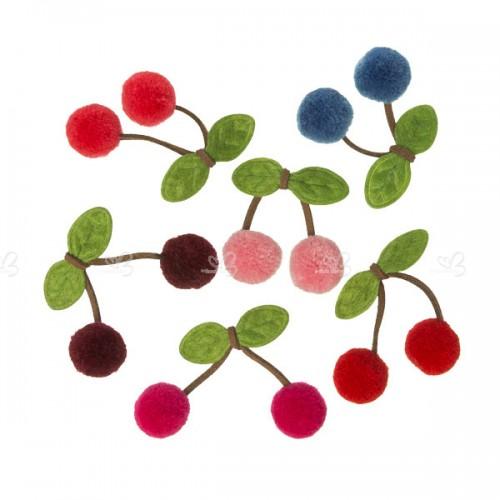 Cherry Hair Clip (3cm)