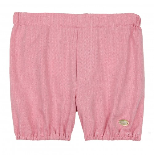 Baby Pink Traditional Knickers