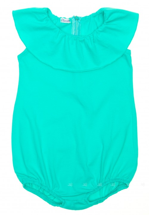 Aqua Green Jersey  shortie