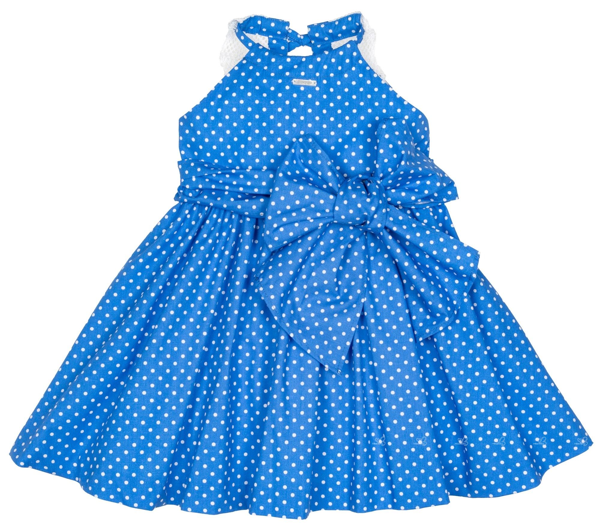 Imagenes de vestidos de lunares para ninas