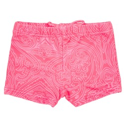 Baby Boys Coral Swim Shorts