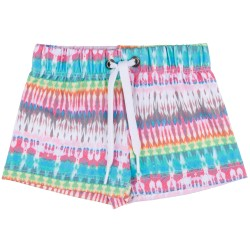 Baby Boys Tie-dye Print Swim Shorts