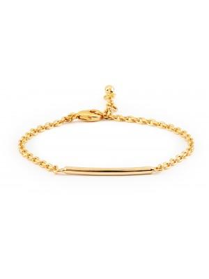 Missbaby Girls Golden Plated Bracelet