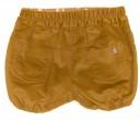 Mustard Corduroy Shorts & SWAROVSKI ELEMENTS