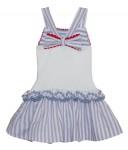 Vestido niña tirantes Foque Verano 2015, venta online