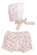 Pink Floral Knickers