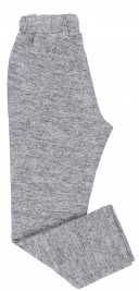 Grey Jersey Hooded Sweatshirt & Joggers Set