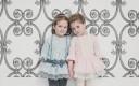 Pink & Ivory Ruffle Lace Brocade Dress