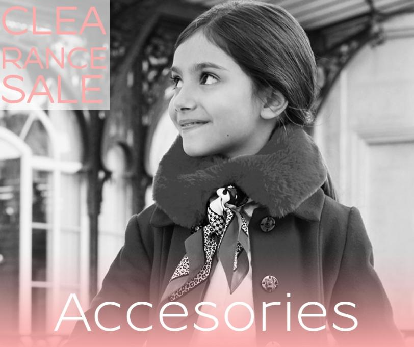 Designer accesories for babies, boys and girls
