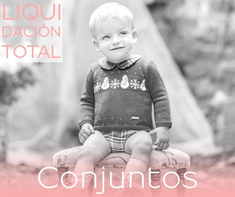 Conjuntos para bebé, niña y niño