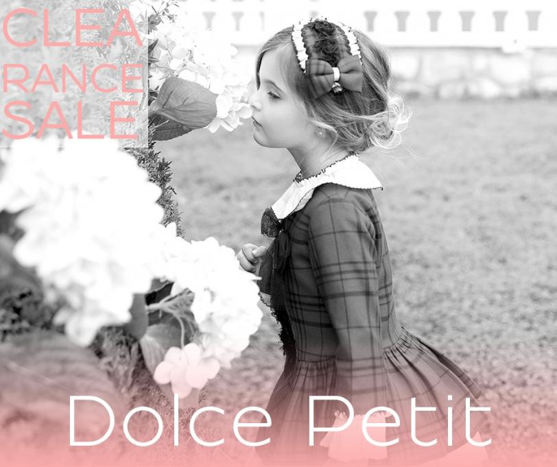Shop the latest Dolce Petit designs at Missbaby.